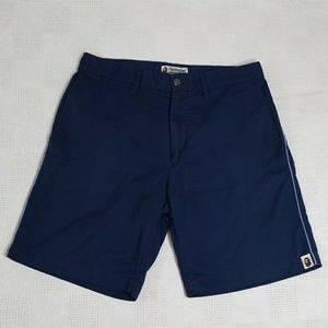 Bape Navy Blue Chinos Medium